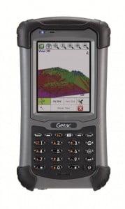 GeoMax Getac PS 236