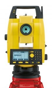 Leica Builder 500 Total Survey System