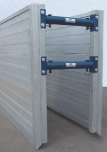 GME AEX 4 Aluminum Trench Shields