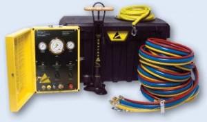 Air Lock Pressor Testing
