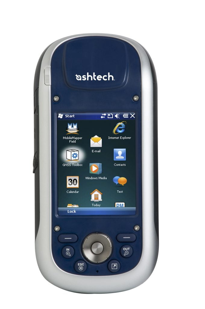 Astech Mobile Mapper 100