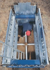 Hydraulic Trench Shield Safety Systems