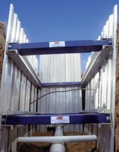 Trench Waler Safety Systems