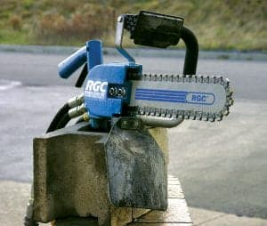 RGC Mini Hydraulic Saw
