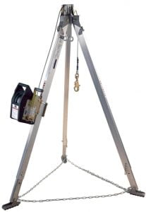 Rescue Tripod Systems