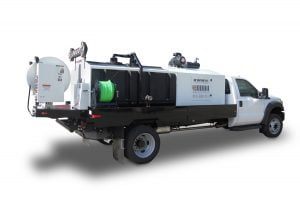 """7000 Series Sewer Jetter Truck"""