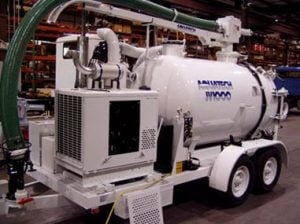 JVHPD Sewer Jetter Trailer