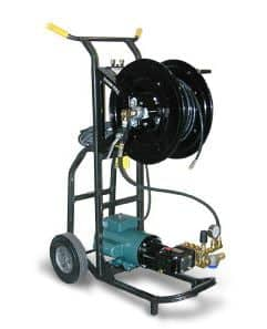 O'Brien 1220 J Series Cart Jetter