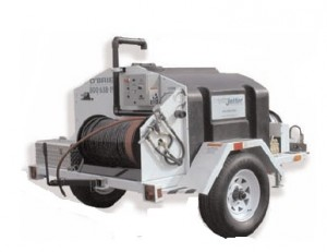O'Brien 3510 FC Series Sewer Jetter Trailers
