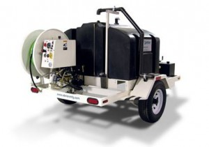 O'Brien 3515 CF Series Sewer Jetter Trailers
