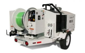 O'Brien 3518 SC Series Sewer Jetter Trailers