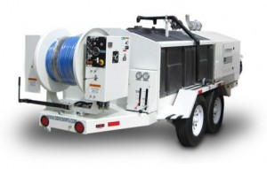 O'Brien 7030 SC Series Sewer Jetter Trailers