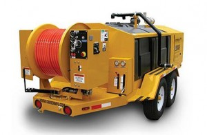 O'Brien 7040 SC Series Sewer Jetter Trailers