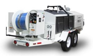 O'Brien 704030 SC Series Sewer Jetter Trailers
