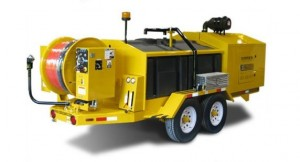 O'Brien 7065 SC Series Sewer Jetter Trailers