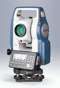 CX Series Reflectorless Survey Total Station