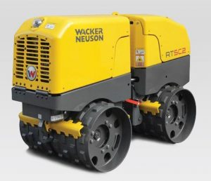 WP RTX Trench Roller