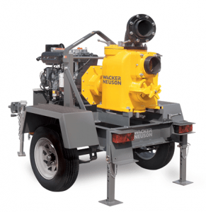 PT-6LT Wacker Trash Pump