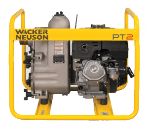 PT-2 Wacker Trash Pump