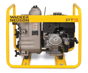 PT-3 Wacker Trash Pump