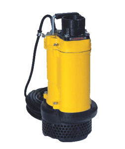 three-phase submersible pump