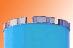 Diamond Products Turbo Core Bits