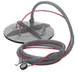 Cherne Plate Style Manhole Vacuum Testers